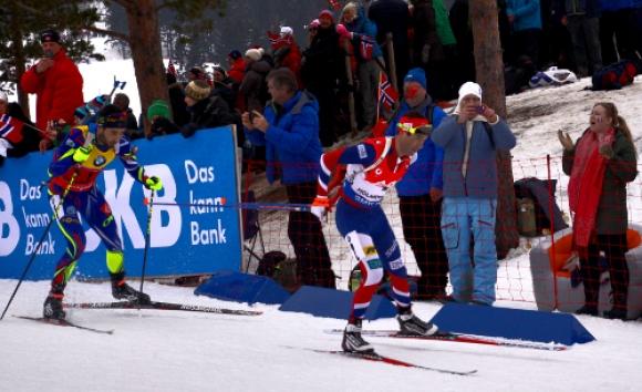 ZIO 2018 Peyonchang: Uciekły medalowe szanse Bjoerndalena