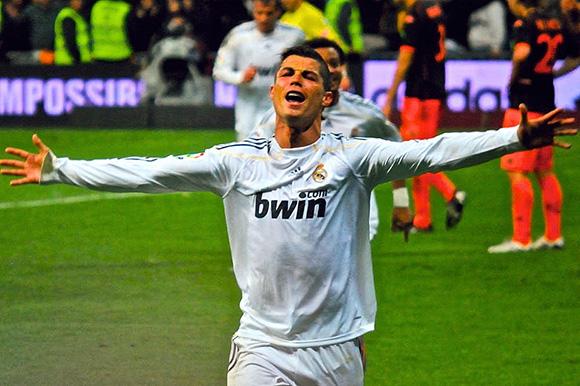 Liga Mistrzów: Ronaldo śrubuje kolejne rekordy