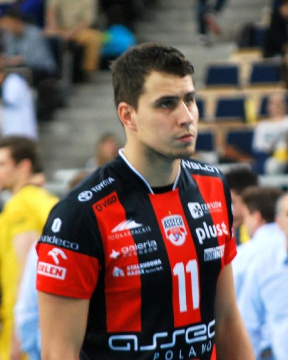 Plus Liga: Nowy nabytek Asseco Resovii Rzeszów