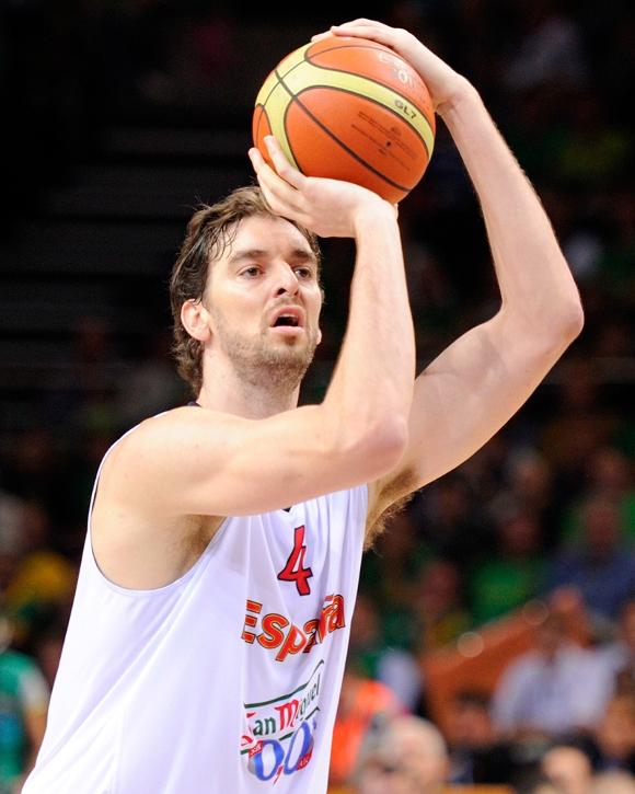 NBA: Sportowa emerytura Gasola