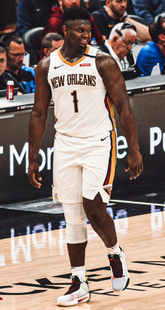 NBA: Williamson po dwóch latach gry przekroczył granicę 2000 punktów
